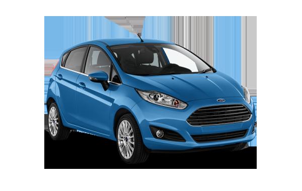 Kiralık Ford Fiesta